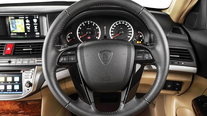 Proton Perdana (2018) Interior 001