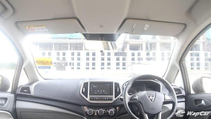 2019 Proton Persona 1.6 Premium CVT Interior 001