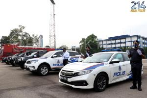175 unit Honda Civic kereta peronda Polis belum diterima, apa cerita?