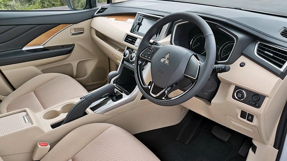 2020 Mitsubishi Xpander Upcoming Version Interior 004