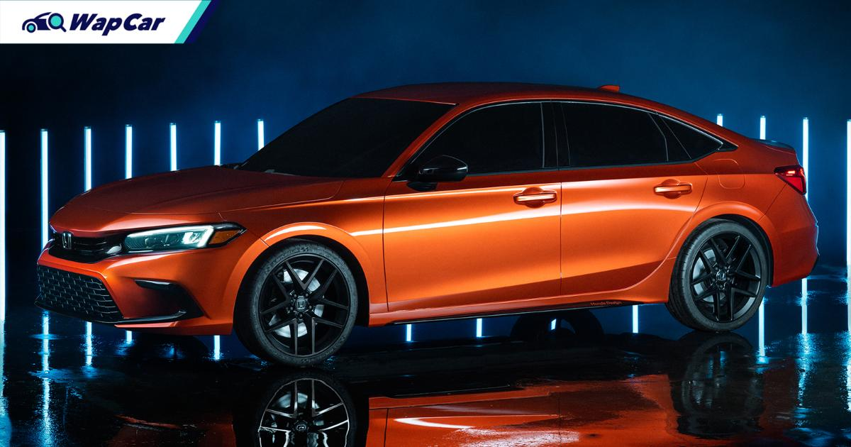 All-new 2021 Honda Civic to launch in the Philippines this year 01