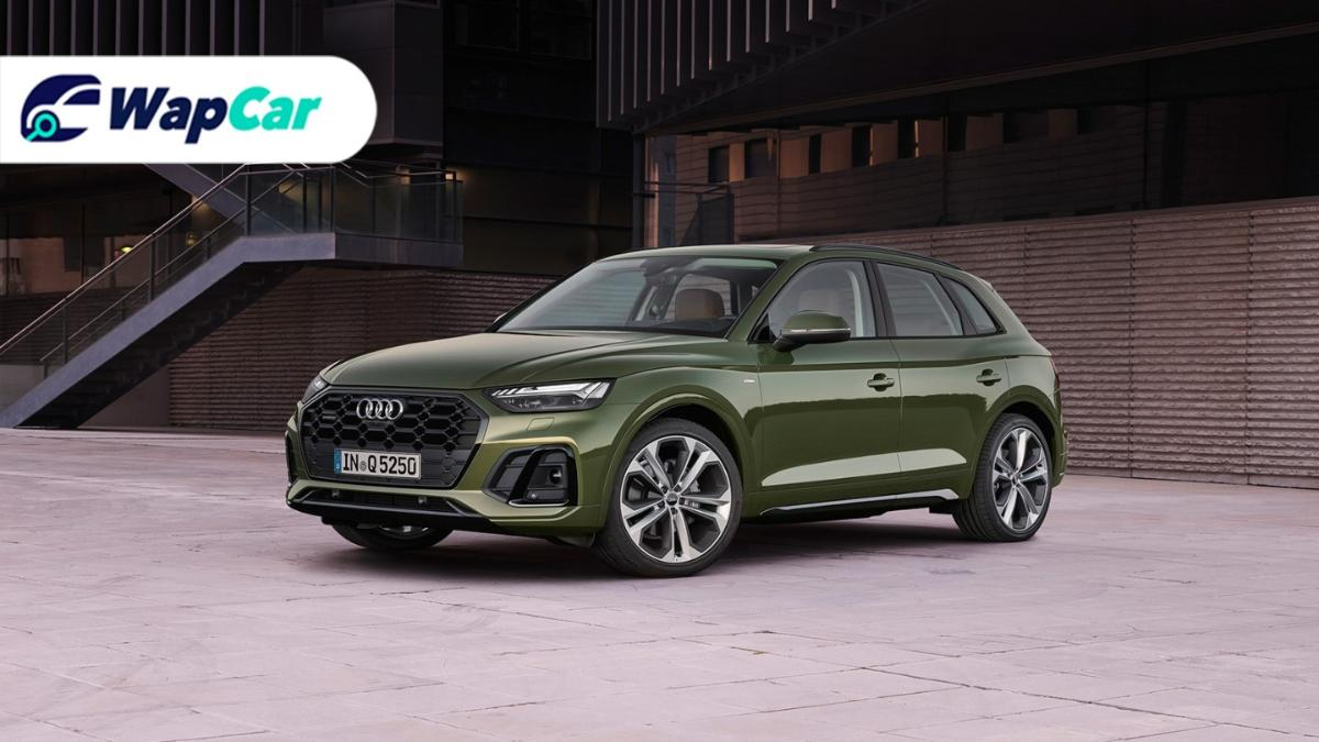 All-new 2020 Audi Q5 facelift - Looking sharper than ever 01