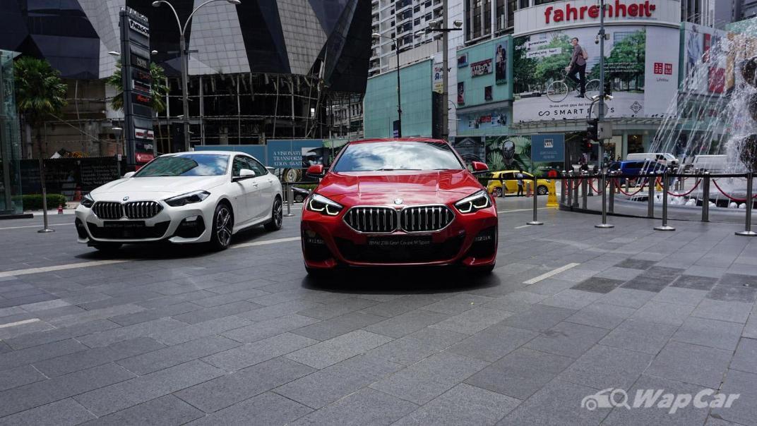 2020 BMW 2 Series 218i Gran Coupe Exterior 088