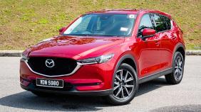 2019 Mazda CX-5 2.5L TURBO Exterior 002