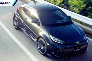 Toyota GR Yaris mahal sangat? Tunggu versi RS recond masuk Malaysia tahun depan!