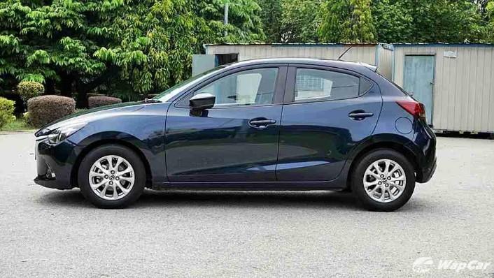 2018 Mazda 2 Hatchback 1.5 Hatchback GVC Mid-spec Exterior 010