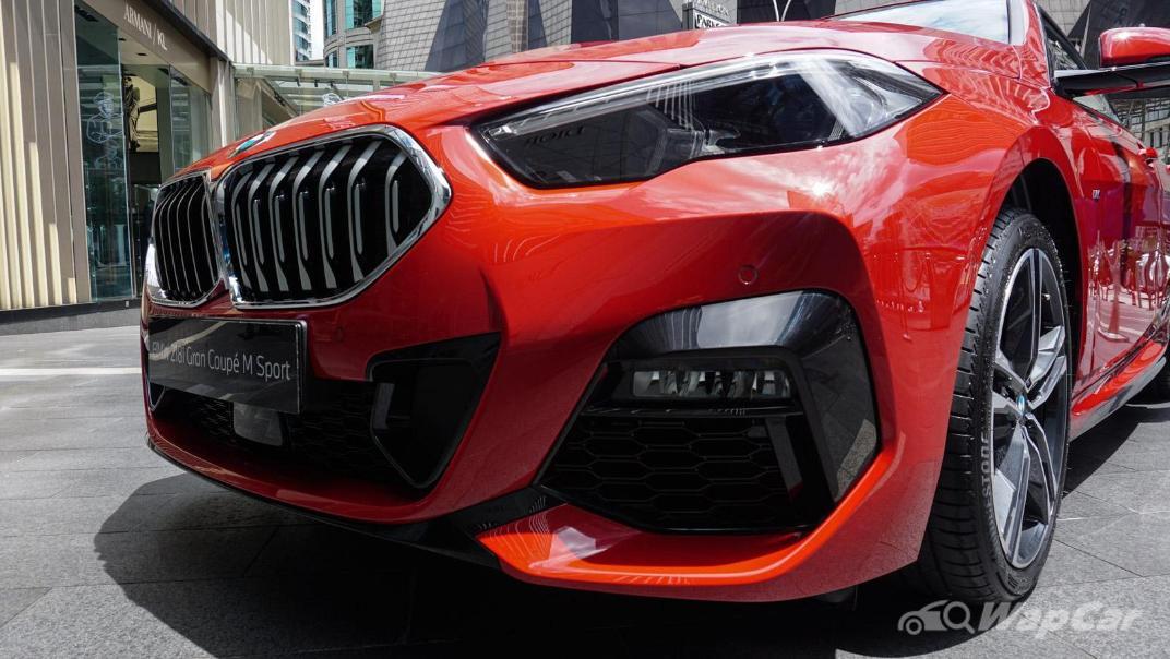 2020 BMW 2 Series 218i Gran Coupe Exterior 039
