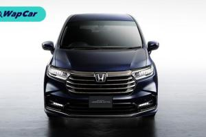 Honda Odyssey 2021: Kini dengan brek parkir elektronik (EPB) dan pintu gelangsar dengan kawalan isyarat