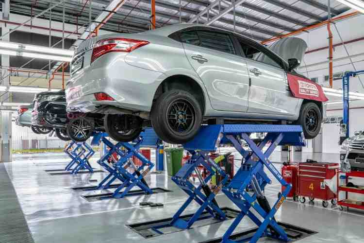 Toyota opens new service centre in Pandamaran, Klang 02