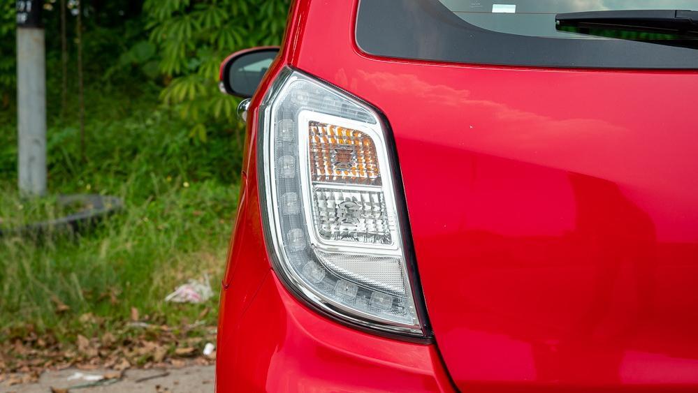 2018 Perodua Axia Advance 1.0 AT Exterior 012