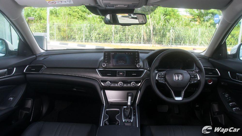 2020 Honda Accord 1.5TC Premium Interior 001