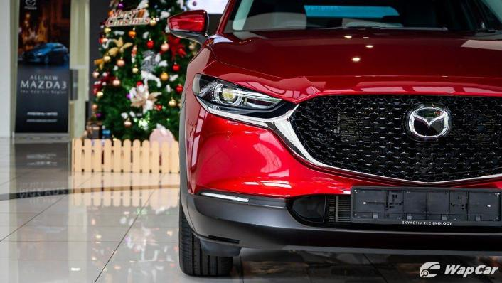 2019 Mazda 3 Sedan 2.0 SkyActiv High Plus Exterior 005