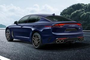 New 2021 Kia Stinger facelift unveiled, Gran Turismo car came to life