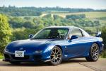 Keisuke can still buy parts for his rotary FD Mazda RX-7!