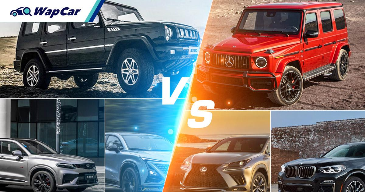 From Tesla killers to a G-Class homage, these 8 Chinese cars offer affordable luxury alternatives 01