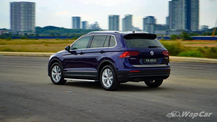 2020 Volkswagen Tiguan 1.4TSI JOIN Exterior 008