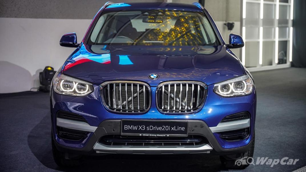 2021 BMW X3 sDrive20i Exterior 001