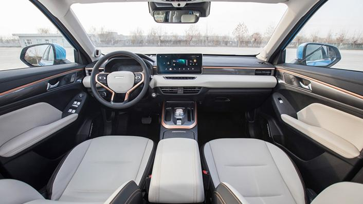 2021 Haval First Love Upcoming Version Interior 002