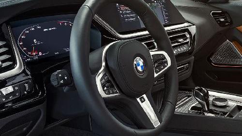 2019 BMW Z4 sDrive30i M Sport Interior 004