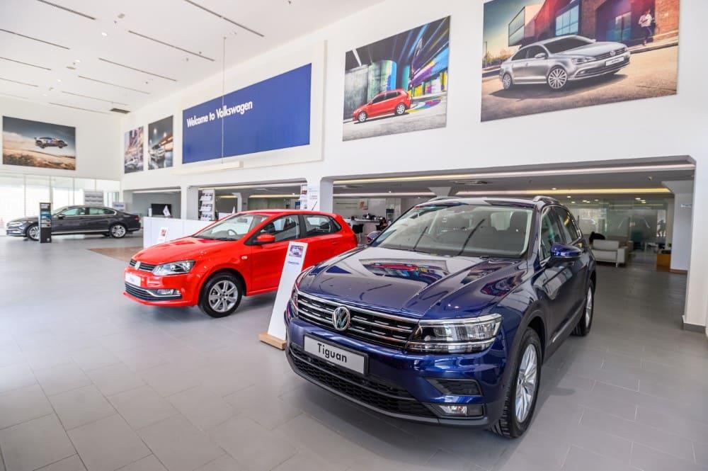 GVE Asia takes over Wearnes' VW dealership in Sg Besi 01