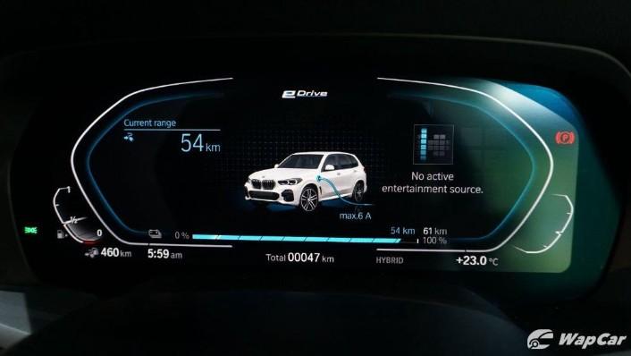 2020 BMW X5 xDrive45e M Sport  Interior 003