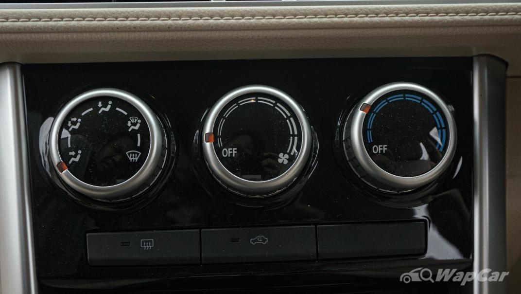2020 Mitsubishi Xpander Upcoming Version Interior 026