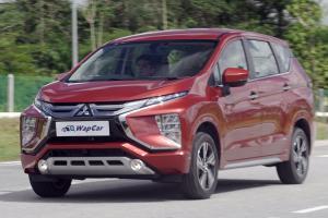 Kebaikan & Keburukan: Mitsubishi Xpander 2020, mantap dari Honda BR-V dan Toyota Rush?