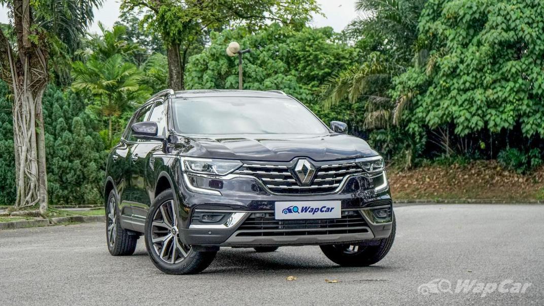2020 Renault Koleos Signature Exterior 005