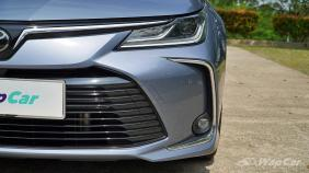 2020 Toyota Corolla Altis 1.8E Exterior 013