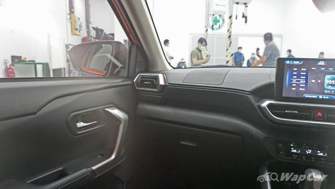 2021 Perodua Ativa 1.0L Turbo AV Interior 015