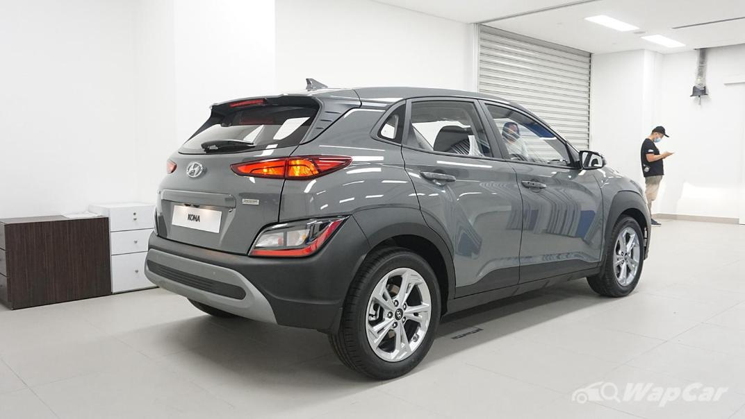 2021 Hyundai Kona 2.0 Standard Exterior 010