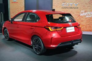 Honda City Hatchback 2021 dilancarkan! 1.0 Turbo, 122 PS, tiba di Malaysia tahun 2021!