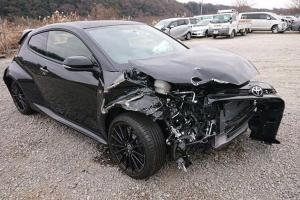 Unlucky Toyota GR Yaris written off after barely over 1k km!