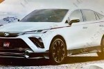 GR Parts and Modellista versions of the all-new 2021 Toyota Harrier leaked!
