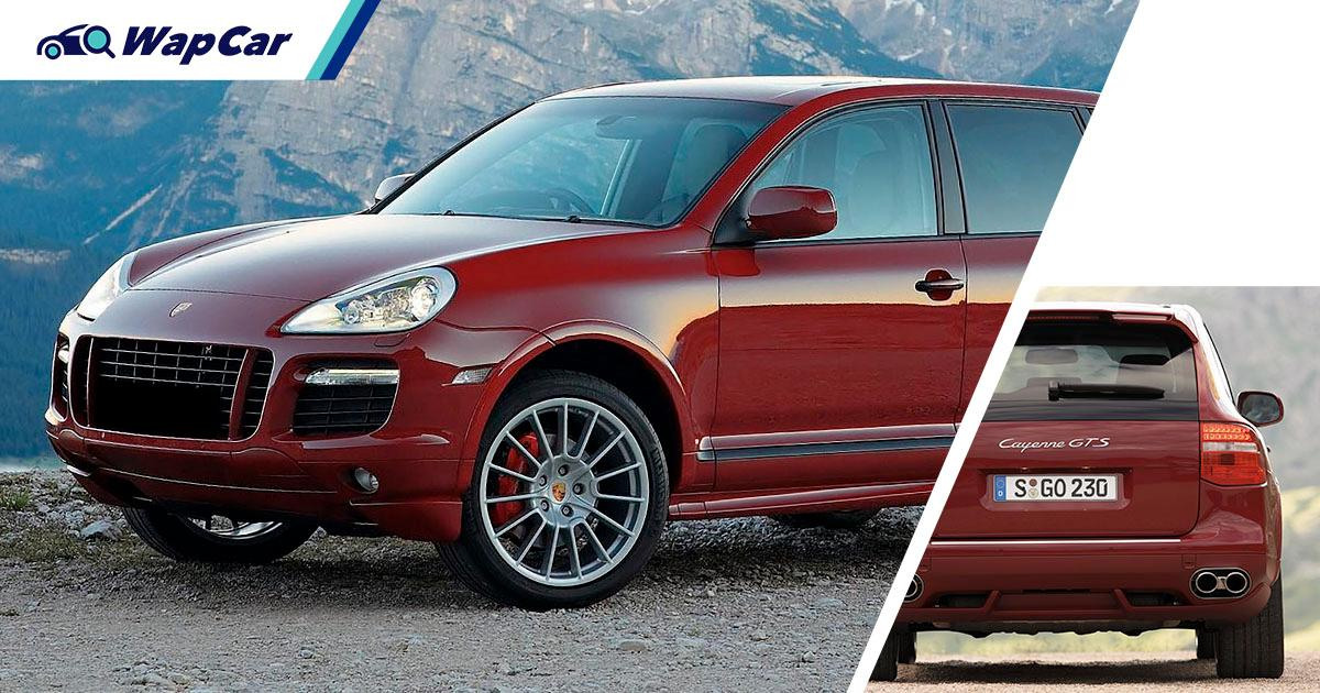 15-year old Porsche Cayenne for RM 30k, but how much to fix? 01