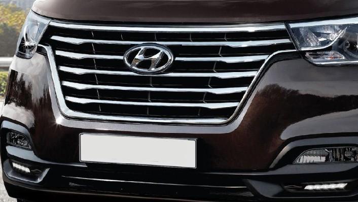 Hyundai Grand Starex (2018) Exterior 005