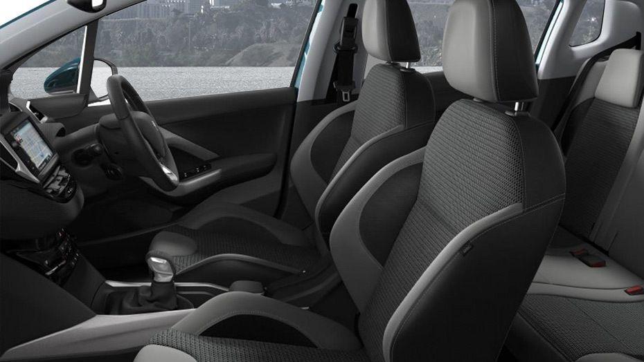 Peugeot 2008 (2018) Interior 005