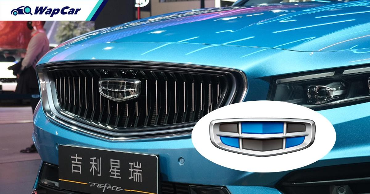Geely's logo is always related to the number 6, what is their affinity with it? 01