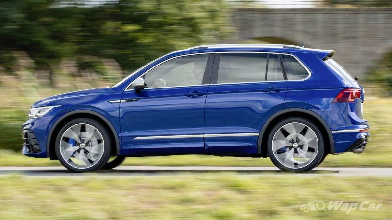 The 2021 Volkswagen Tiguan R packs 320 PS, AWD, 0-100 km/h ...