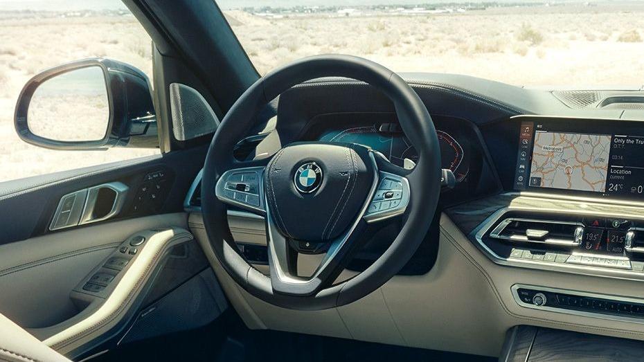 BMW X7 (2019) Interior 002
