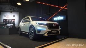 2021 Honda BR-V Upcoming Version Exterior 009
