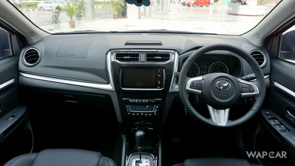 Perodua Aruz (2019) Interior 015