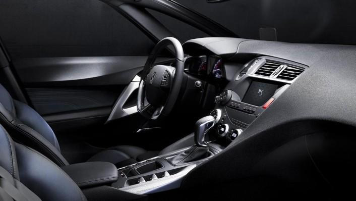 2018 Citroen DS5 1.6 THP Interior 001