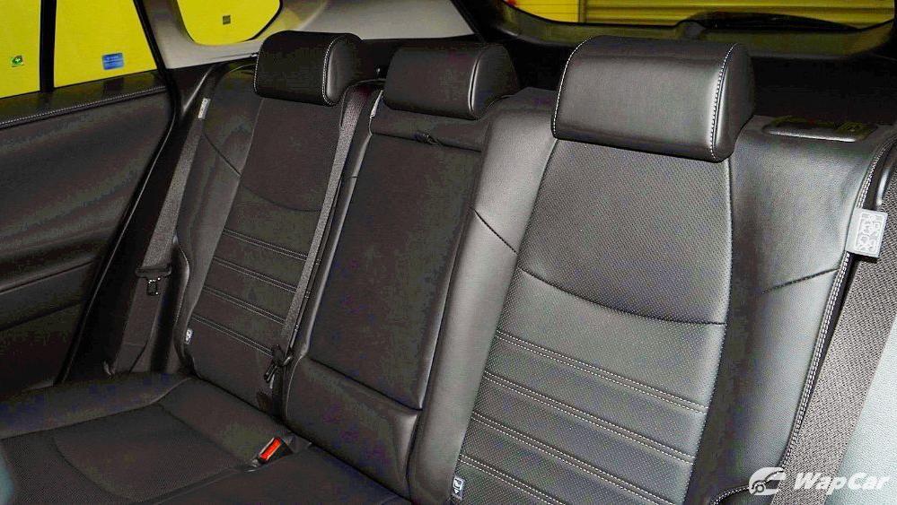 2020 Toyota RAV4 2.5L Interior 105