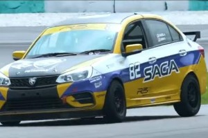 How the Proton Saga and Iriz grew up to become race cars