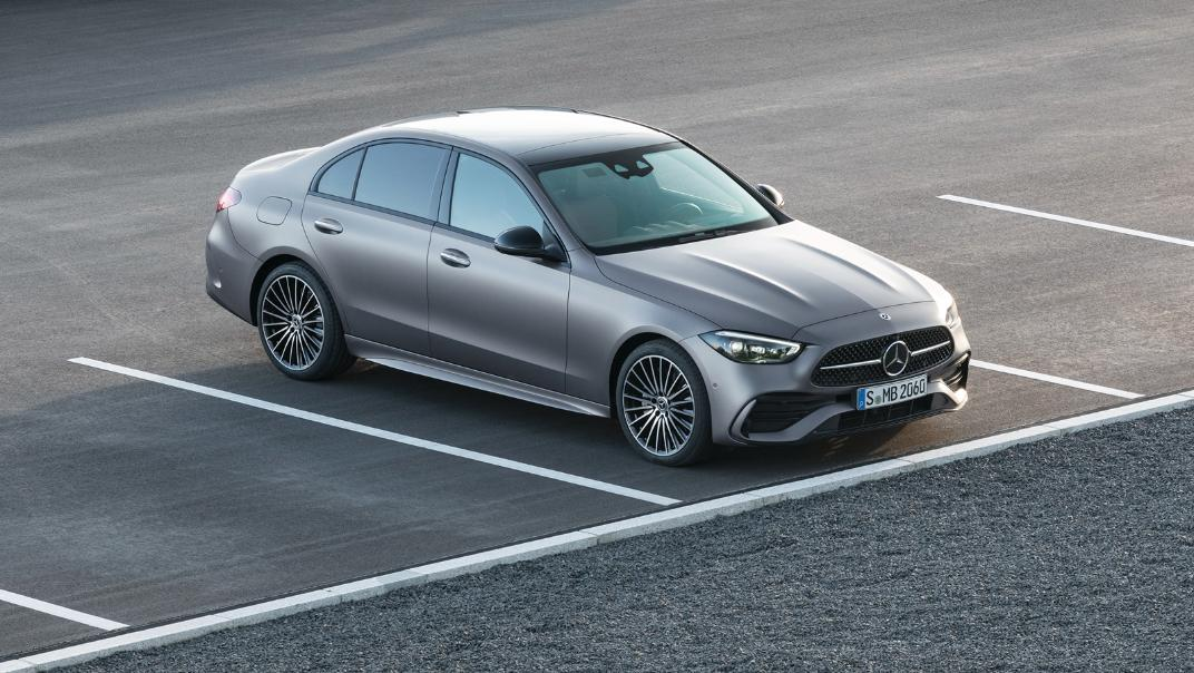 2021 Mercedes-Benz C-Class W206 Upcoming Version Exterior 033