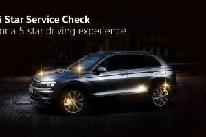 Pemeriksaan percuma dan promosi alatganti di Pusat Servis Volkswagen!
