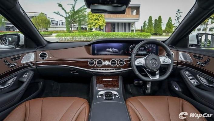 2018 Mercedes-Benz S-Class S 450 L AMG Line Interior 001