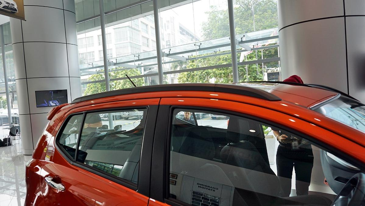 2019 Perodua Axia Style 1.0 AT Exterior 052