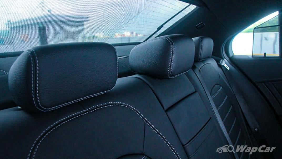 2018 Mercedes-Benz C-Class C 300 AMG Line Interior 049